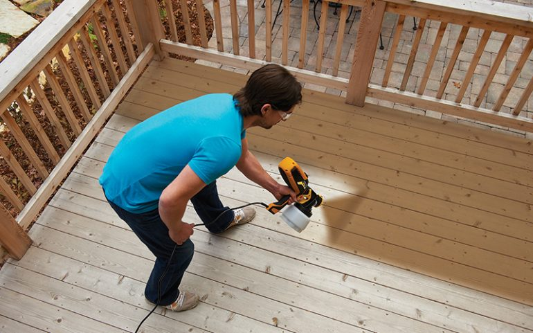 Best Pump Sprayer for Stain