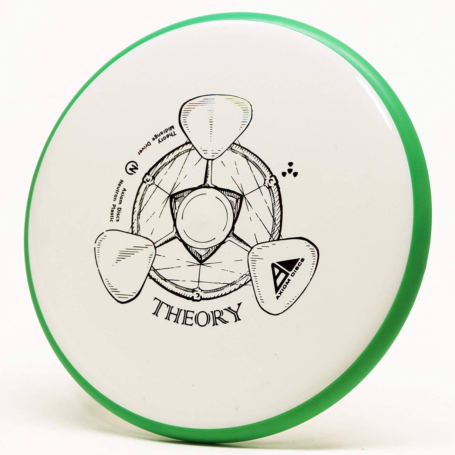3.	AXIOM Disc Theory Golf Disc