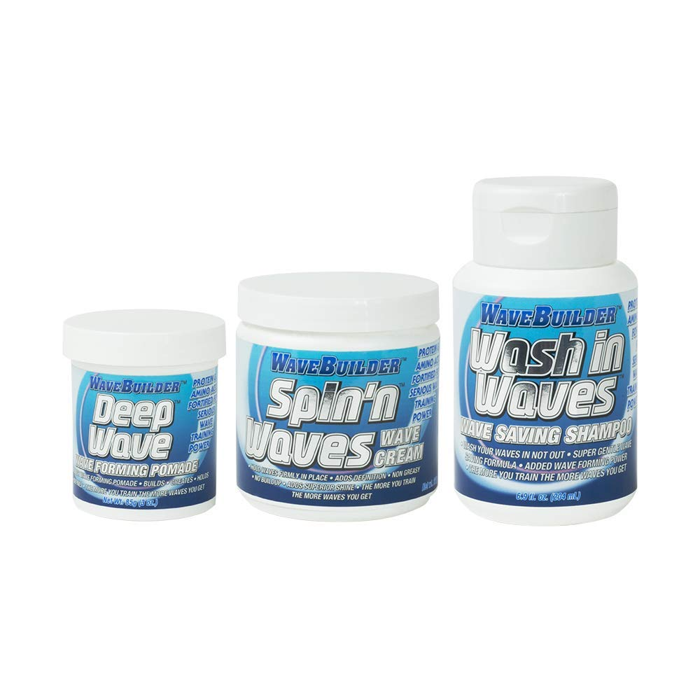 Wave Builder Hair Wave Kit