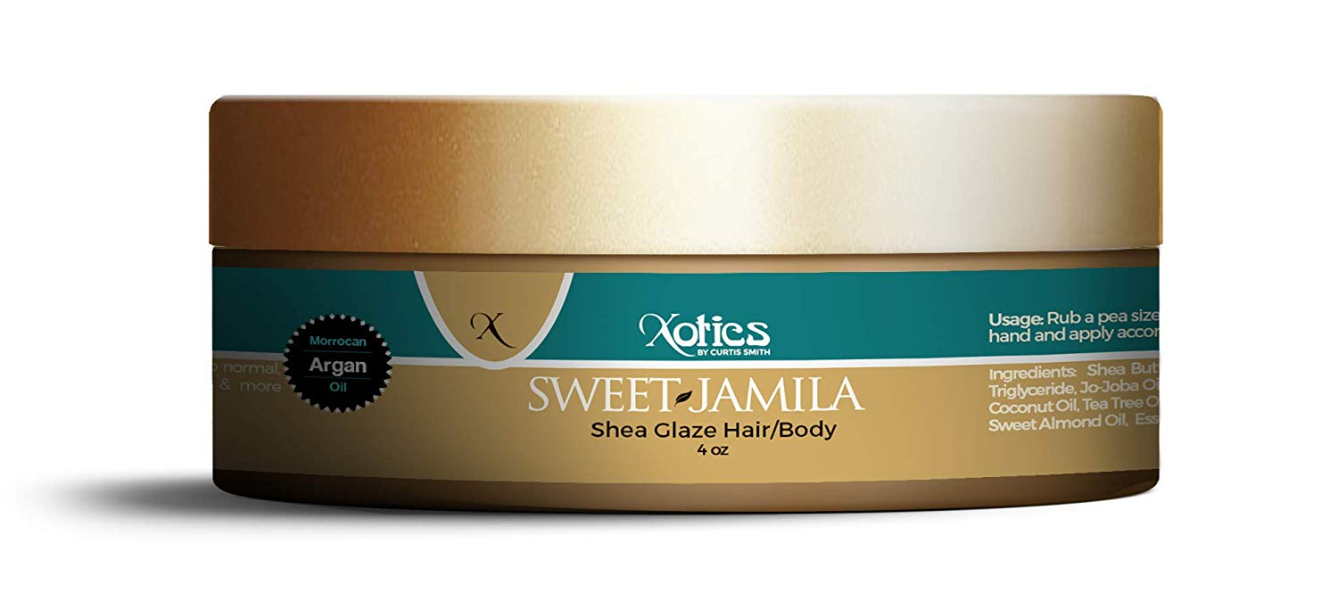 Xotics Hair & Body Shea Glaze